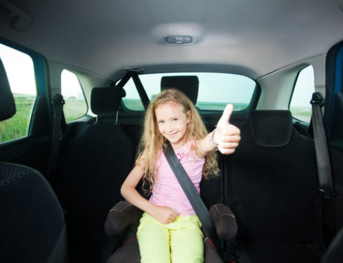 5 Tips to Ensure Your Kids Are Safely Secured in Your Vehicle