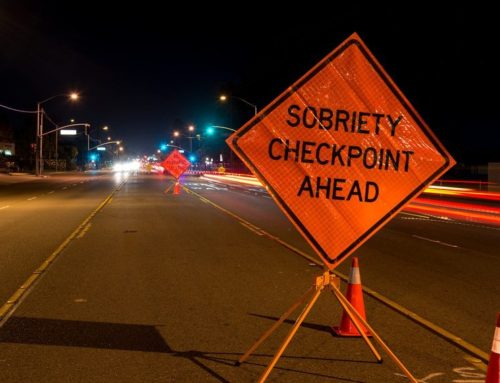Are Sobriety Checkpoints Legal in Texas?